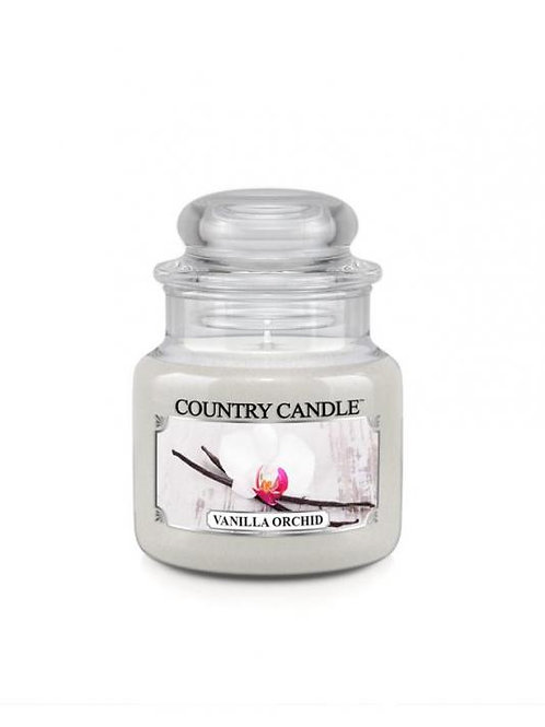 Country Candle - Vanilla Orchid - Mini Jar