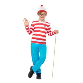 Where's Wally Child Costume. 39971 S