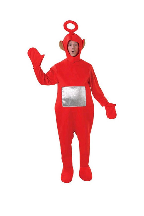 PO Teletubbies Costume. 880867 RUBIES