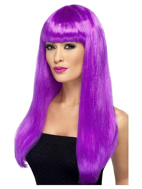 Babelicious Wig, Purple. 42424 S