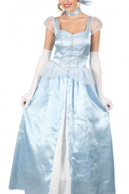 Ladies Sweet Cinders Costume. EF-2138 Wick