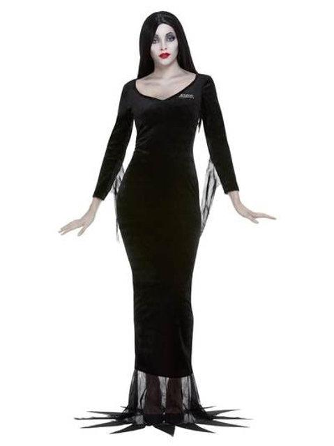 Addams Family Morticia Costume. 52233 Smiffys