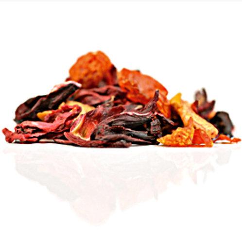 Rabarbra og kanel (Frukt te 100gr)