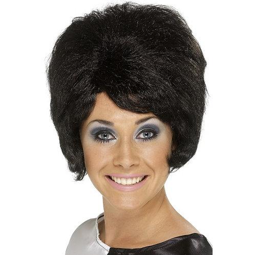60'S Beehive Wig,Black. 42272 S