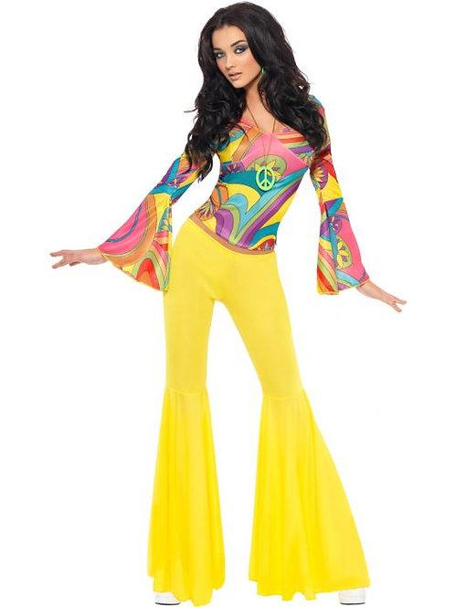 70s Groovy Babe Costume SKU 30445