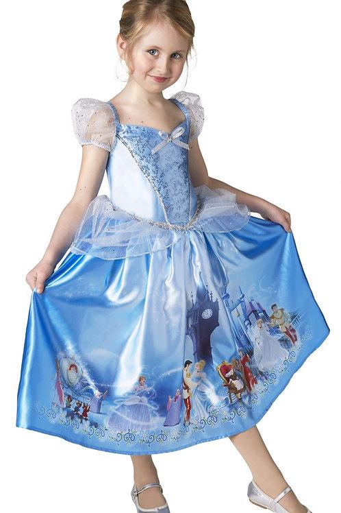 DREAM PRINCESS CINDERELLA – CHILDRENS. 620664 RUBIES