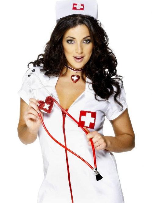Nurses Heart Shaped Stethoscope SKU 29275