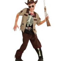 "ZOMBIE SHERIFF"" (shirt, pants, hat) 07528"