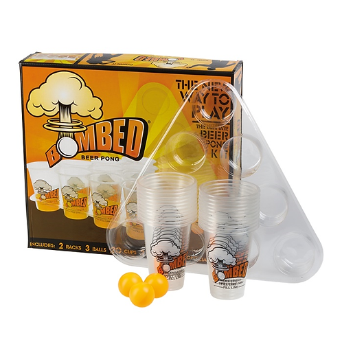 Beer Pong Bombed. 93111 Joker