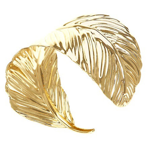 GREEK-ROMAN-EGYPTIAN GOLDEN LEAF BRACELET. 09584 Widmann