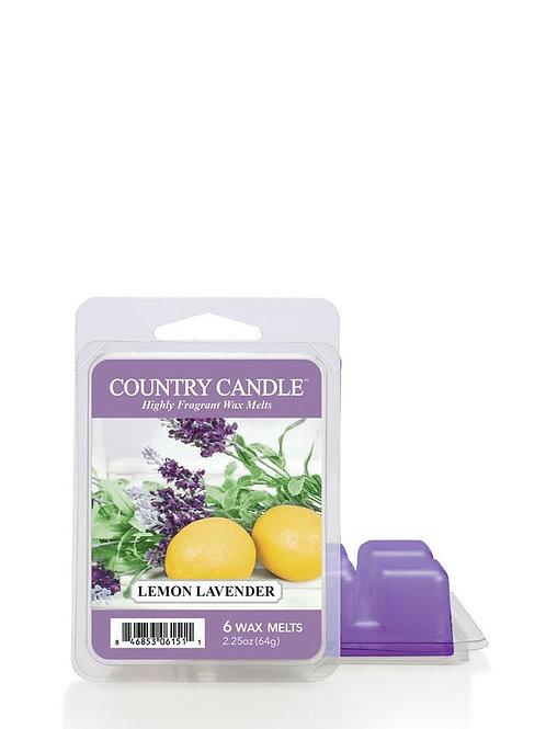Country Candle Wax Melts Lemon Lavender