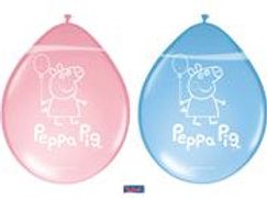 Balloons Peppa Pig /8 F 24505