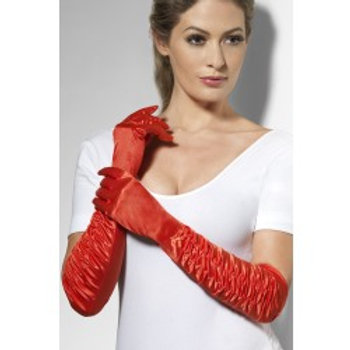 Temptress Gloves, Red 26345 S