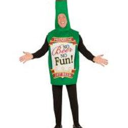 """""""BEER BOTTLE"""" (costume) 02876 W"""