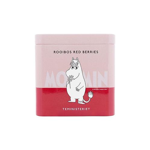 Moomin Rooibos Red Berries Tin