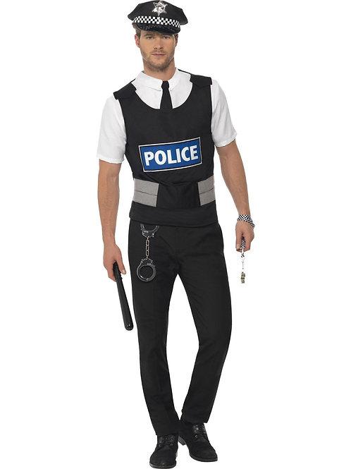 Policeman Instant Kit. 38833 S