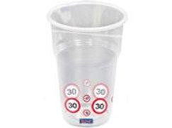 Cups 30 Traffic Sign 350ml /10 F 28230