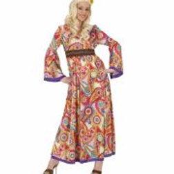 """""""HIPPIE WOMAN"""" (dress) W 76211"""