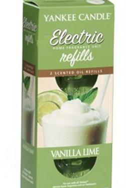 Electric Refill-Vanilla Lime
