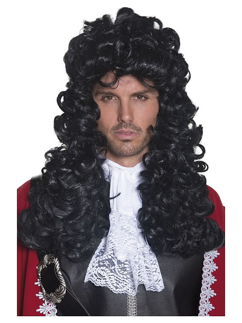 Pirate Captain Wig 42041 S