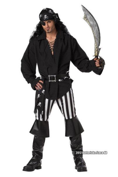 Pirat, Herre