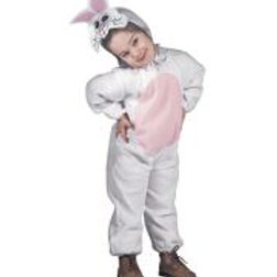"""""""BUNNY"""" (jumpsuit, headpiece with mask) W 3604R"""