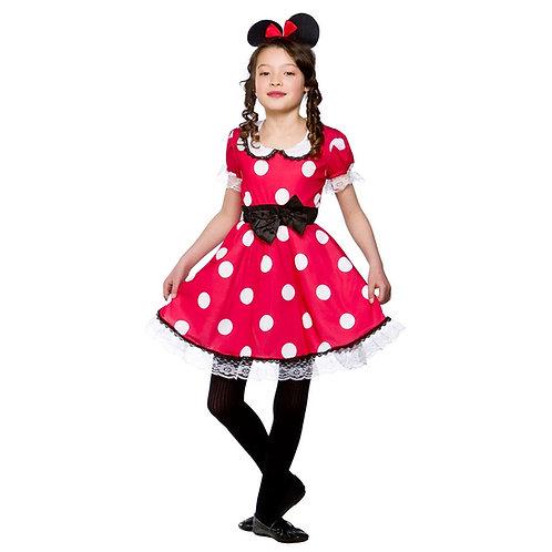 Cute Mouse Girl EG-3578 W