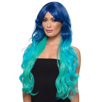Mermaid Wig, Wavy, Extra Long 48972 S