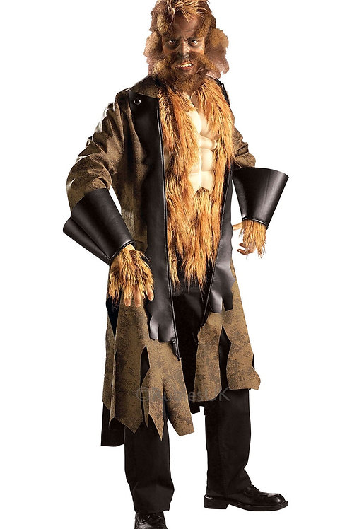 BIG MAD WOLF COSTUME – MENS. 888068 RUBIES