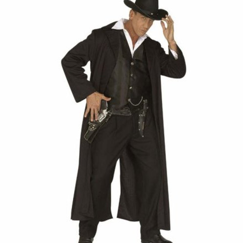 """BOUNTY KILLER"" (long coat, vest) (44471)"
