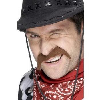 Cowboy Tash, Brown 11929 S