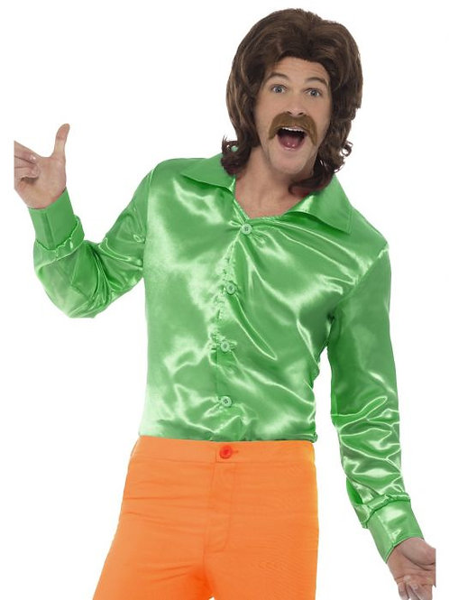 60s Shirt, Green SKU 44908