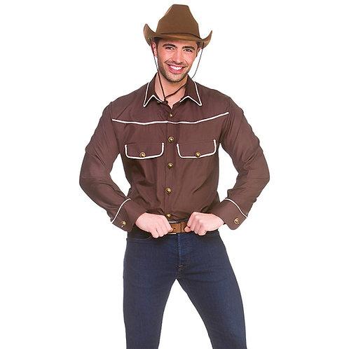 'Western Cowboy Shirt'. EM-3268 Wicked