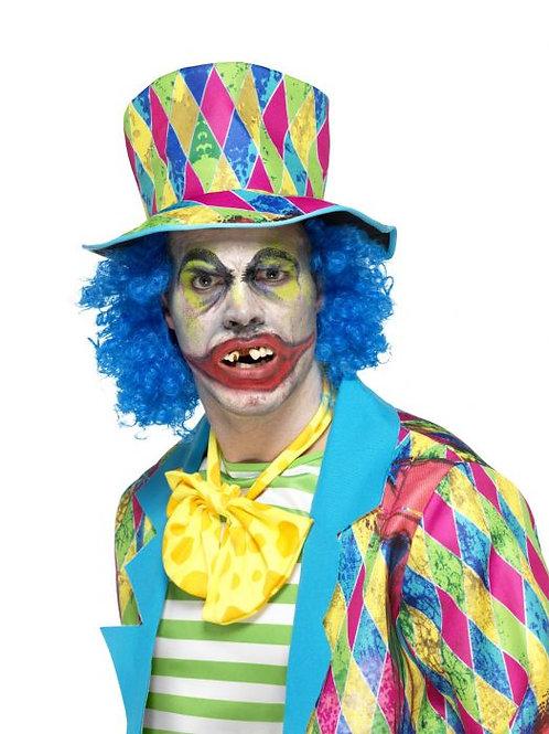 Psycho Clown Teeth. 47019 Smiffys