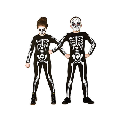 Skeleton Jumpsuit. HB-6538 Wicked