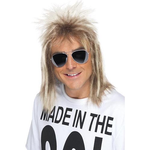 80'S Mullet Wig. 42021 S