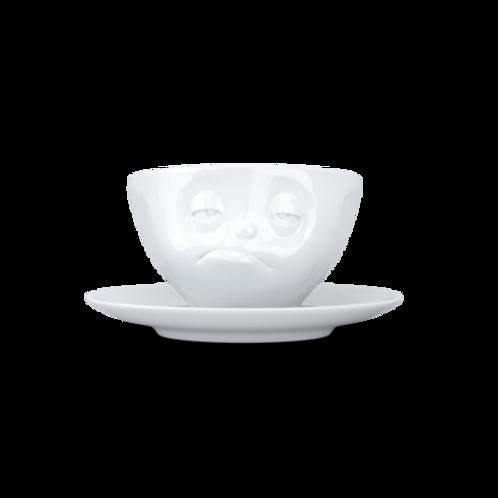 """Kaffekopp med fat """"Snoozy"""""""