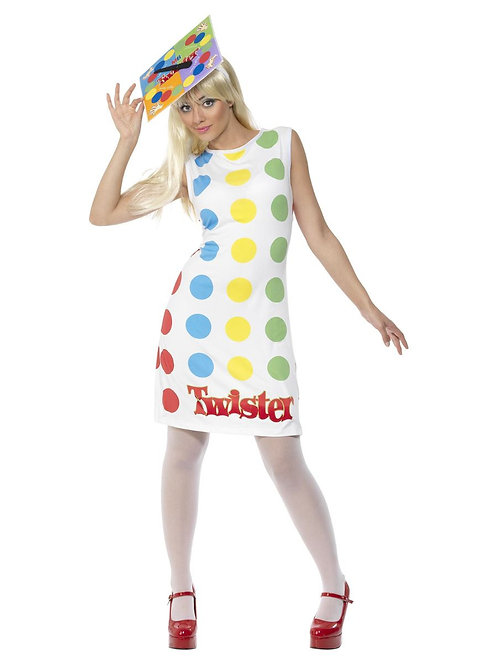 Twister Ladies Costume. 31847 S