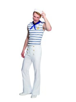 Fever Male French Sailor Costume 20886 S