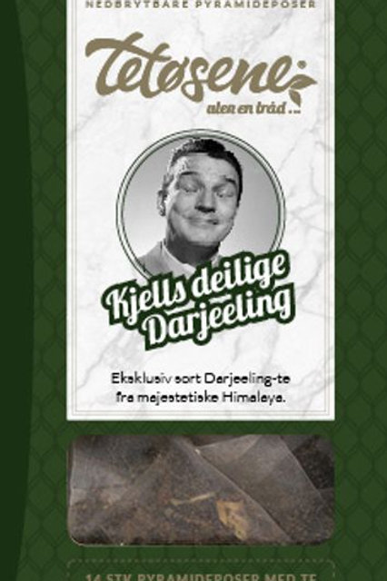 Kjells deilige Darjeeling