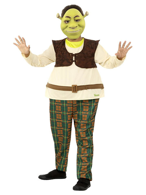 Shrek Kids Deluxe Costume. 41512 S