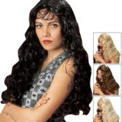 "DIVA WIG"" in box - 4 colors ass.:black, b... S6049 W"