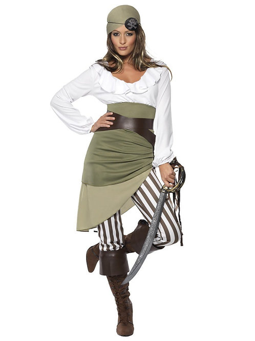Shipmate Sweetie Costume. 33353 Smiffys