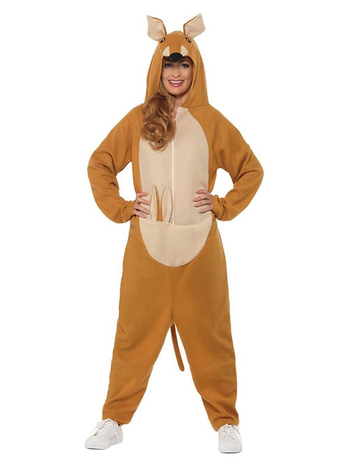 Kangaroo Costume, Brown. 47218 S