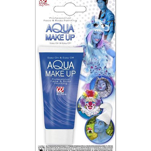 Aqua Make Up Blue. 023830987 W