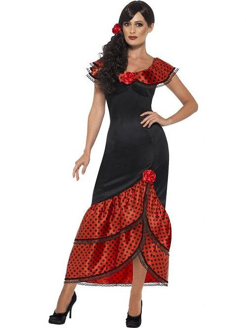 Flamenco Senorita Costume SKU 45514