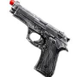"AUTHENTIC FOAM LATEX GUN"" 19 cm 05395 W"