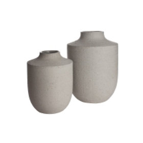 Vase keramikk stor 20x27cm (06917)