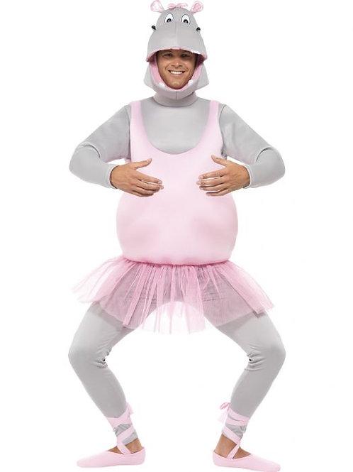 Ballerina Hippo Costume. 43393 S