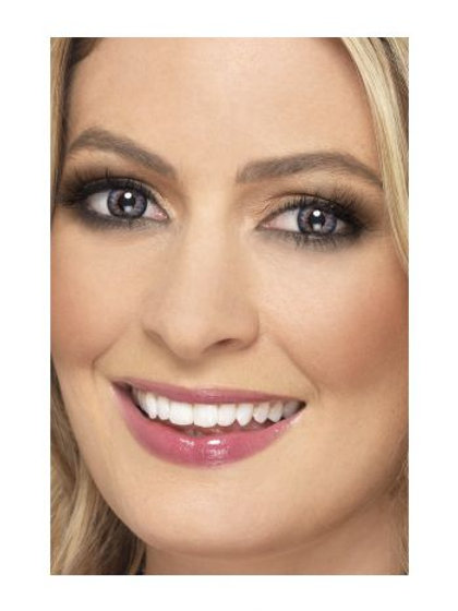 Accessoreyes Natural Colour, Light Brown, 1 Day Wear. 47102 S